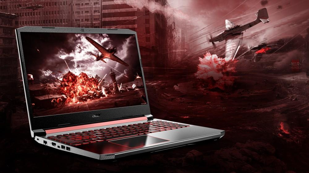 Acer Nitro 5 – Cỗ máy gaming thực thụ